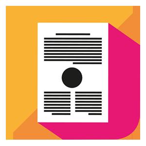 braingraph icona materiale promozionale web designer